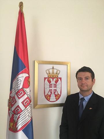 Otpravnik poslova a.i. Miloš Perišić